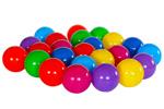 Piłeczki do basenu - 8 kolorów