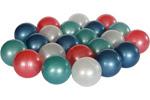 Plasticballs metallic colors