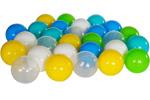 Producent kolorowych piłeczek