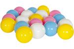 Rehabilitacja dziecięca - piłeczki do basenów